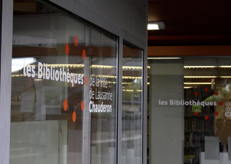 Biblioth ques et archives de la ville de lausanne for Buro lausanne