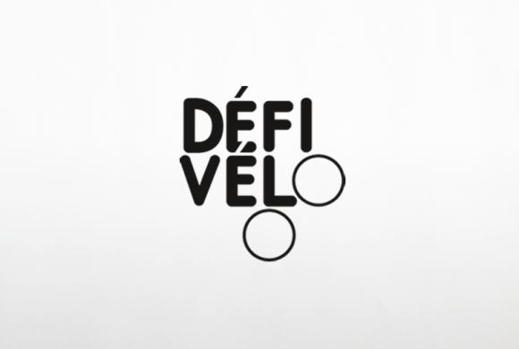 Défi vélo – identité visuelle